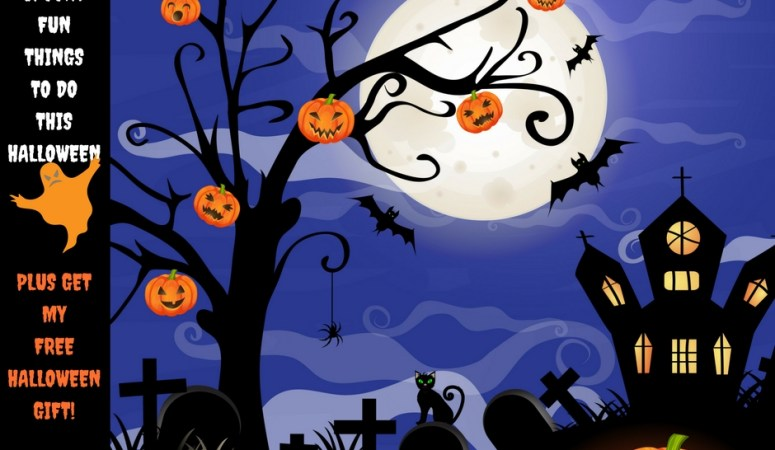 Über Adventures: Ten Spooky Fun Things To Do This Halloween