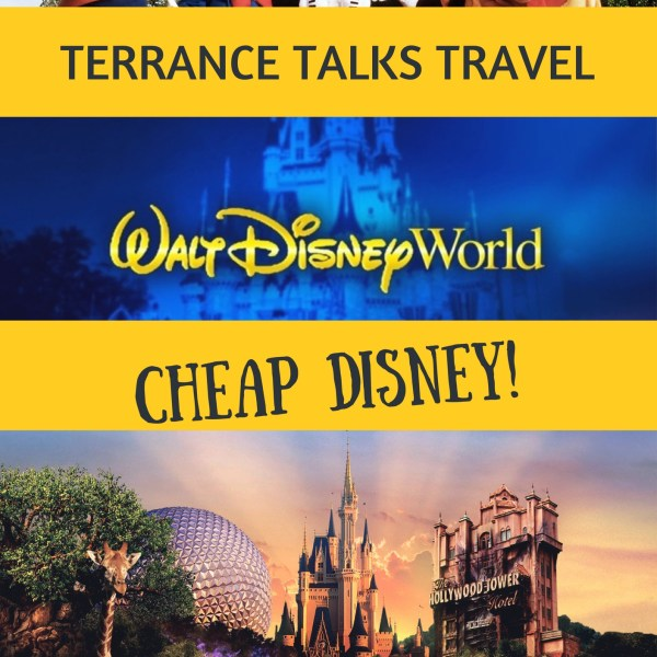 disney vacation on the cheap