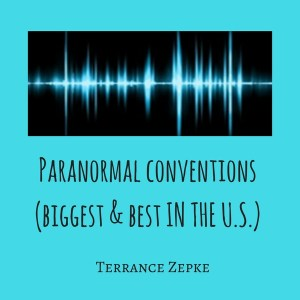 paranormal conventions