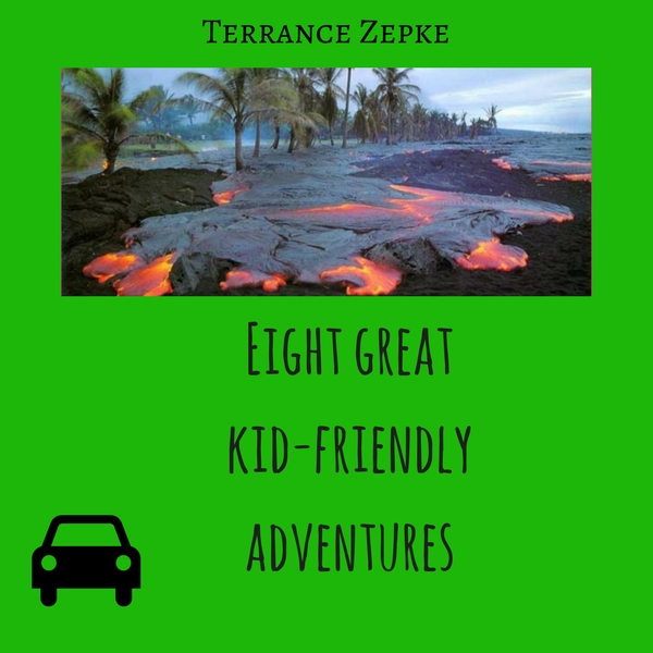 great kid friendly adventures