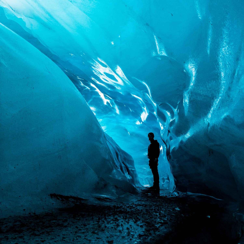 islande - grotte de glace