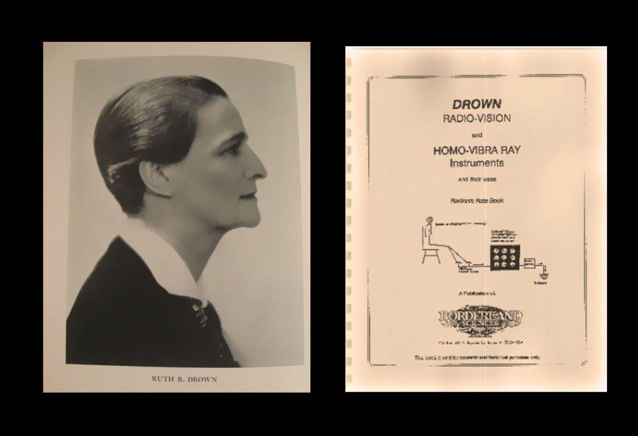 4 Ruth Drown - radio vision