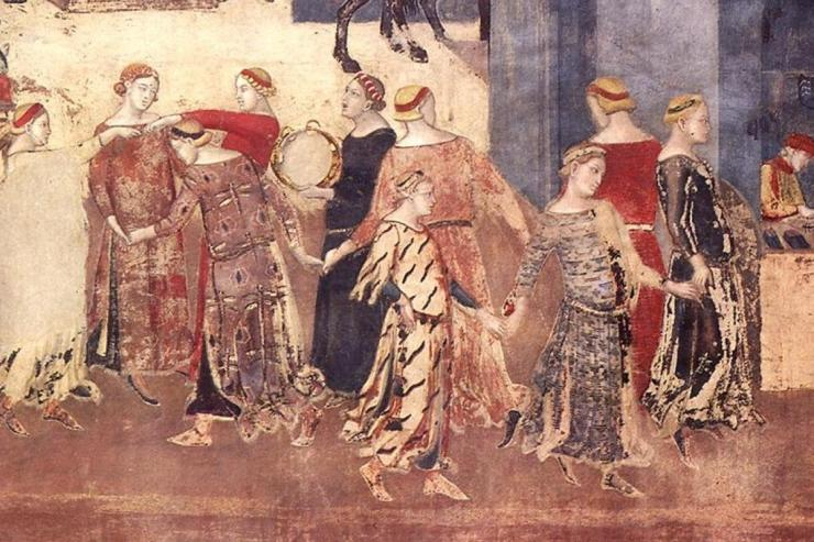 carnival in the Middle Ages (2)