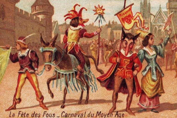 carnival in the Middle Ages (5)