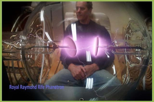 INETRACTIVE LEISURE SYSTEMS LTD royal raymond rife PHANOTRON (1)