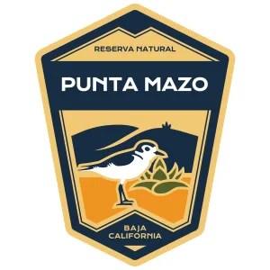 Reserva Natural Punta Mazo emblema