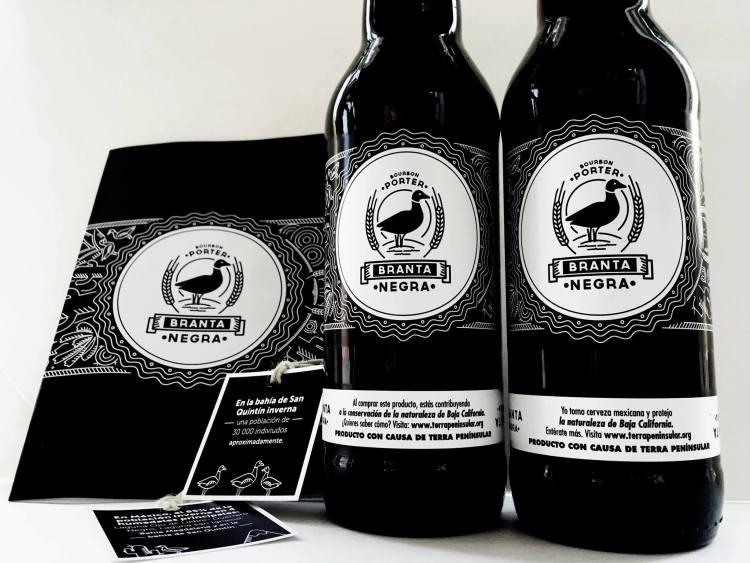 Cerveza Branta Negra