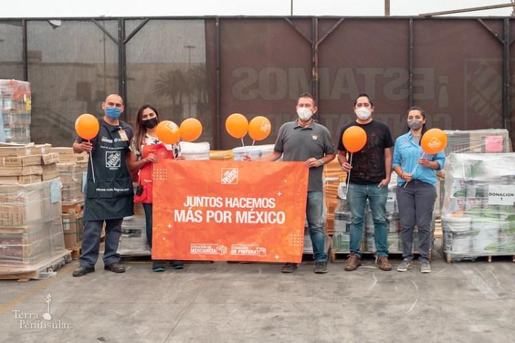 Donativo Home Depot México