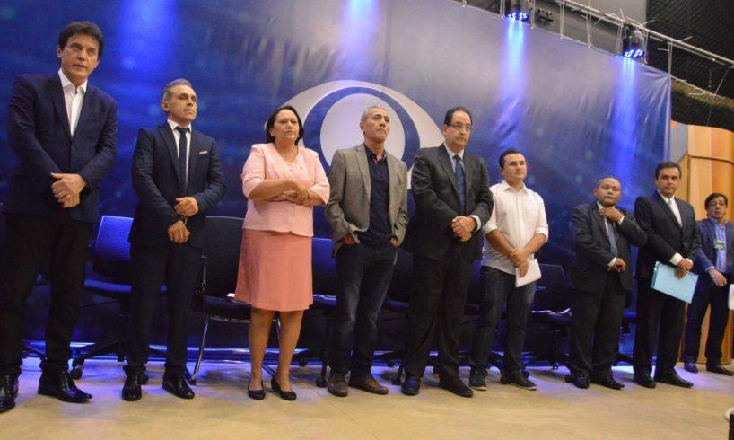 Cinco candidatos ao governo do Rio Grande do Norte participam nesta  terça-feira, 2, do último debate entre os concorrentes ao executivo  Estadual. O encontro ... 56721281e4