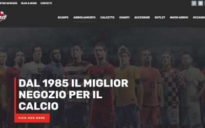 Restyling del sito di Goal Sport