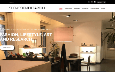 Showroom Ficcarelli, by Progetto Terra Quadra