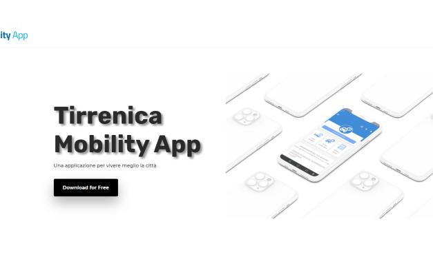 Tirrenica Mobility App