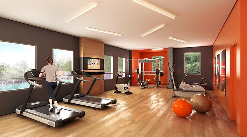Park Jardim Sul - Fitness