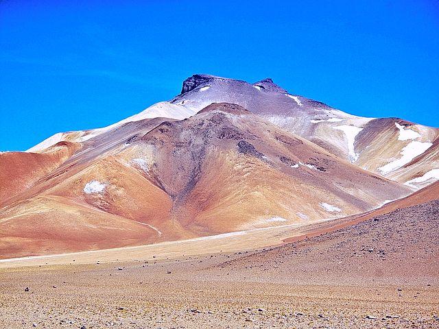 Riserva Eduardo Avaroa - Deserto di Salvador Dalì