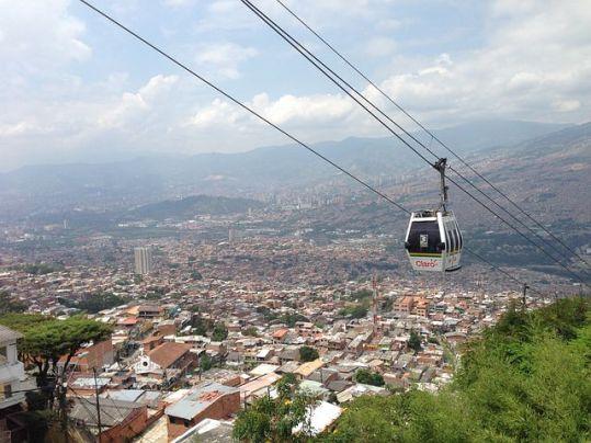 Teleferico di La Paz