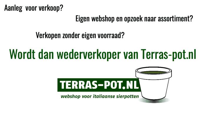 Wederverkoper terras-pot.nl