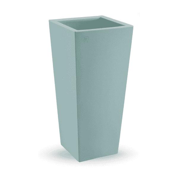 genesis vierkant azuur blauw