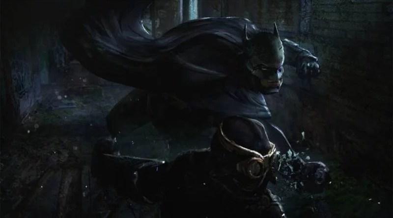 Batman   Artes conceituais fazem crescer rumores de um novo jogo