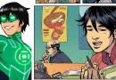 Green Lantern: Legacy | Nova HQ introduz a Tropa dos Lanternas um adolescente vietnamita-americano