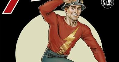 Flash #750 | Revelada as capas da edição comemorativa do herói