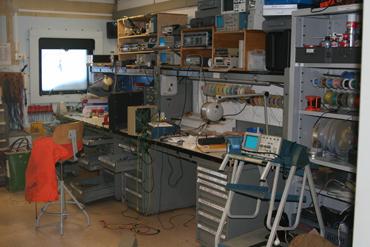 Base Dumont DUrville Laboratoire De Gophysiques