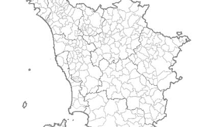 Le fusioni dei comuni in Toscana: una chiave di lettura. REPORT