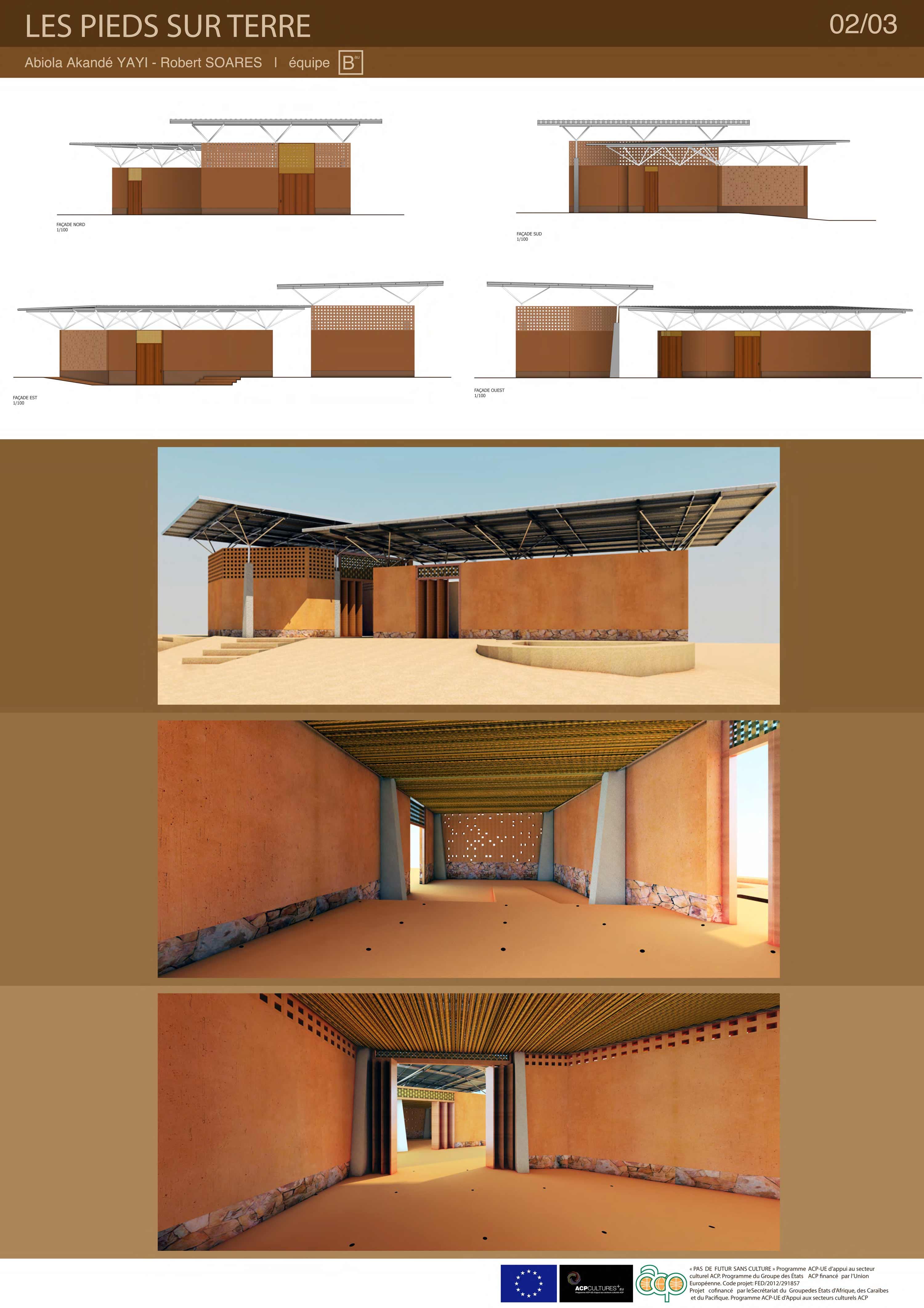 2 concours d id es terre d 39 afrique et architecture for Architecture africaine