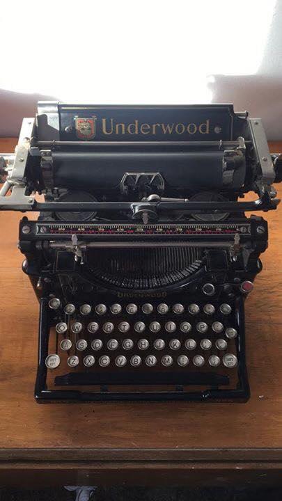 underwood no 5 serial numbers