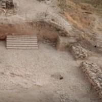 L'histoire juive se vérifie grâce à la découverte d'un escalier vieux de 3500 ans