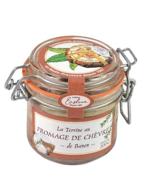 terrine au fromage de banon