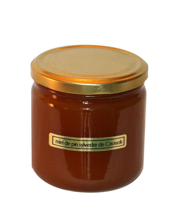 miel de pin sylvestre