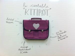 Cartable Kitirot