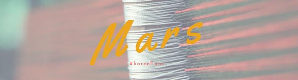 Fond d'écran du mois de mars #karenFans