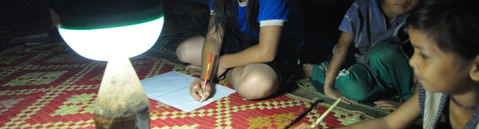 DEFI LIGHT IT UP : de l'énergie pour 400 familles Karens !