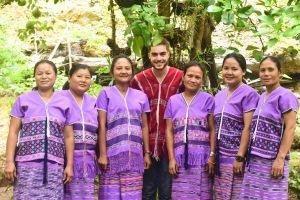 Couturières de l'atelier de couture de Maewe - Terres Karens