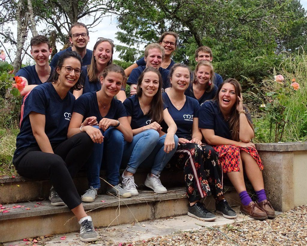 Equipe bénévole en France Terres Karens