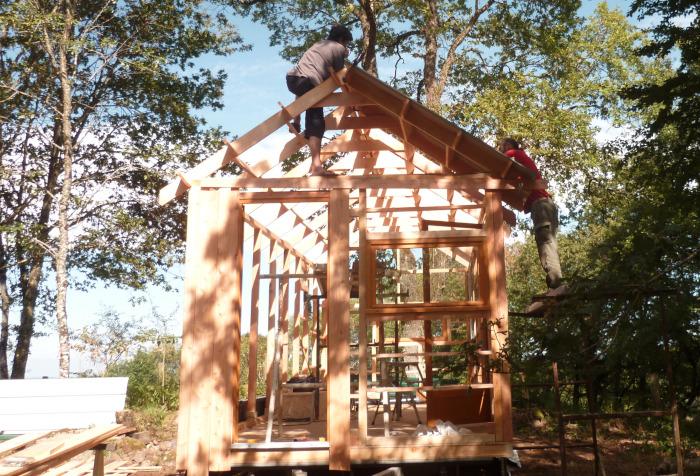 Eco-construction et habitat réversible