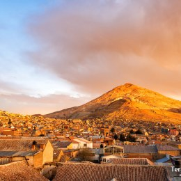Pototsí y Cerro Rico