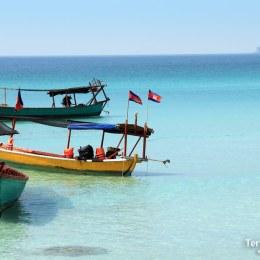 Platges de l'illa de Koh Rong