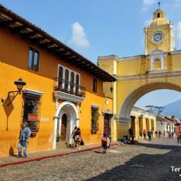 Ciutat colonial d'Antigua Guatemala