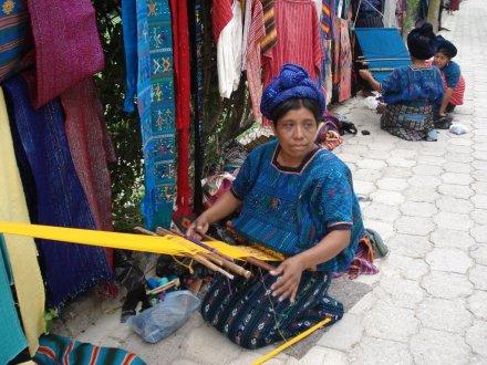 Une-indienne-au-travail