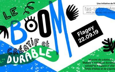 Le Boom Créatif et durable