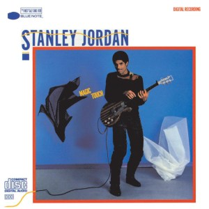 Album cover Stanley Jordan - Magic Touch