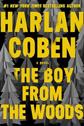 Cover. The Boy From the Woods, Harlan Coben, 2020