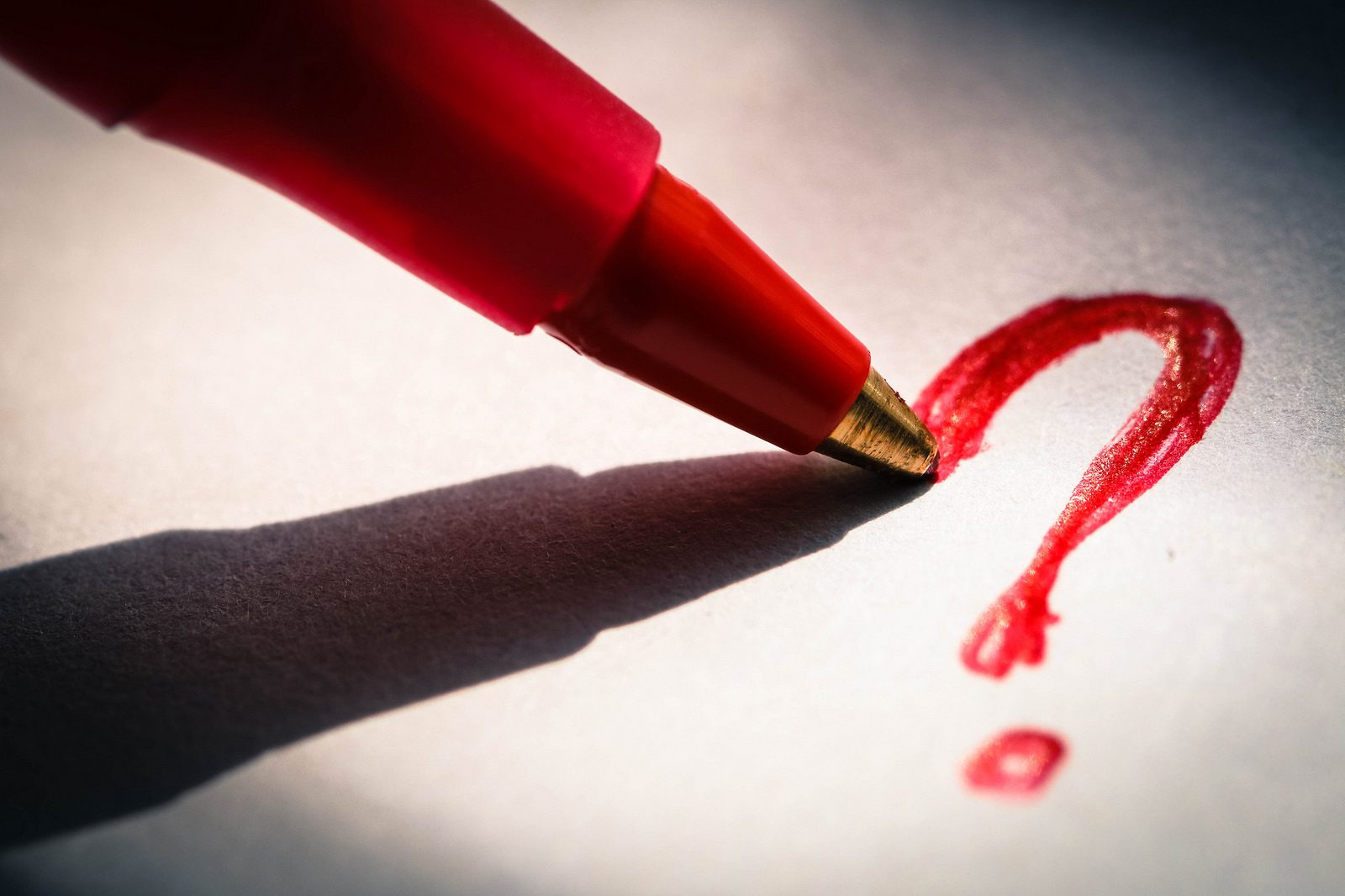 The Eternal Question: What Should I Write?