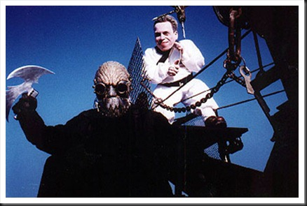 Warwick Davis, I'll never forgive you.