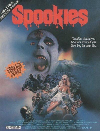 Spookies – 1986