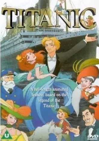 Titanic: The Legend Goes On… – 2000