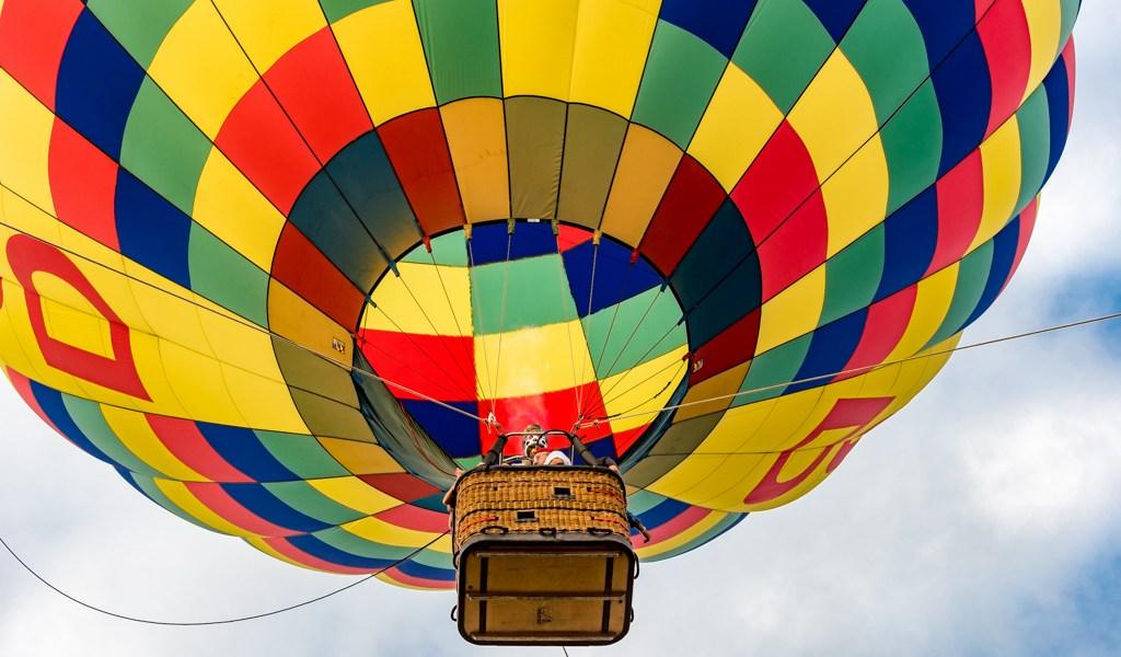 Balloona Palooza 2016 in Helotes Texas