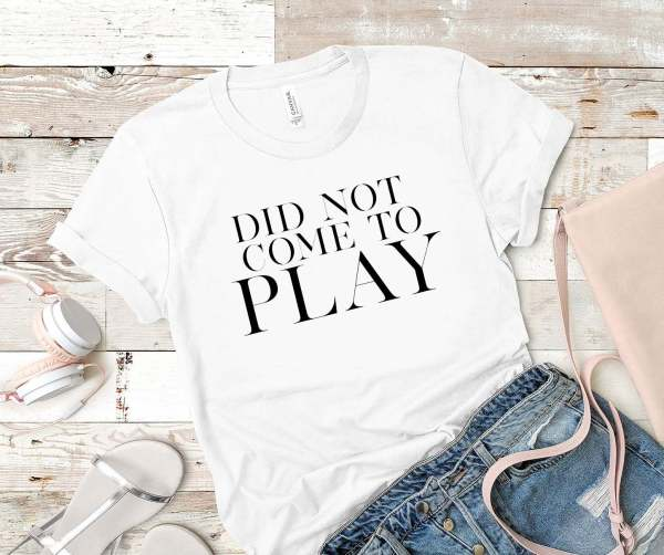 T Shirts for Wedding Planners Boss Babes and Female Entrepreneurs